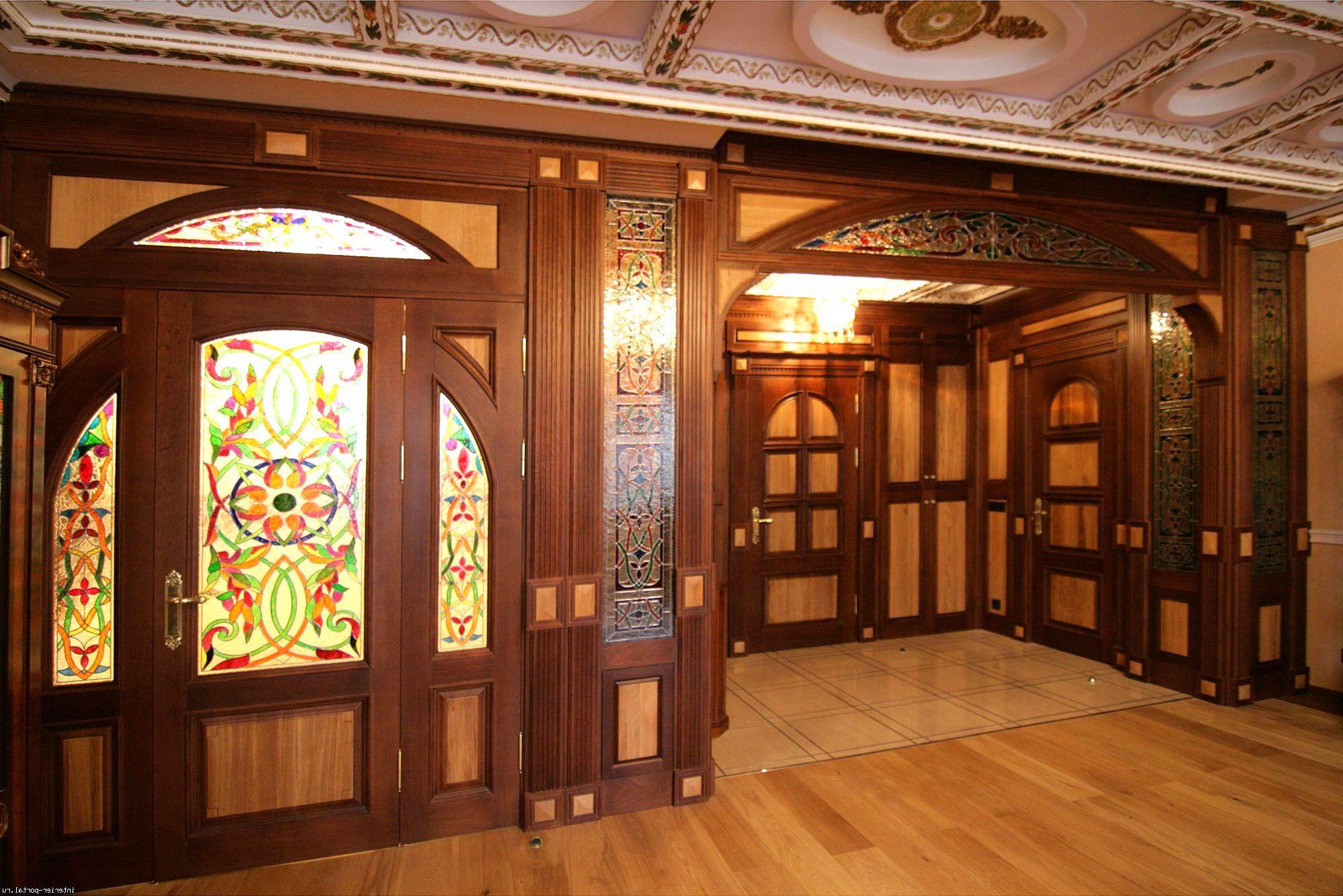 Купить входные (наружные) деревянные двери по выгодной