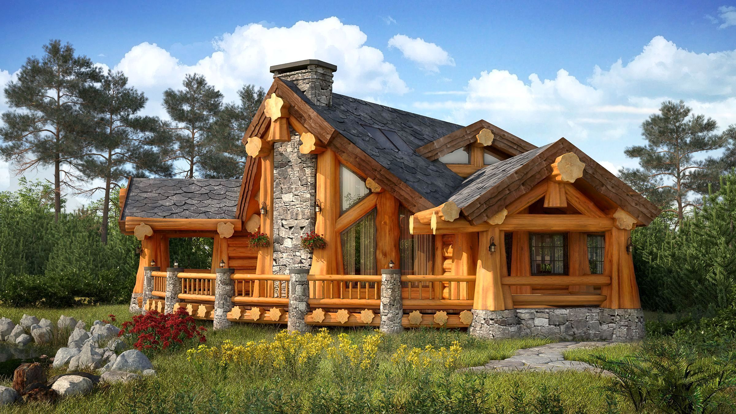 Фасады домов из кирпича с пилястрами фото спб добираются