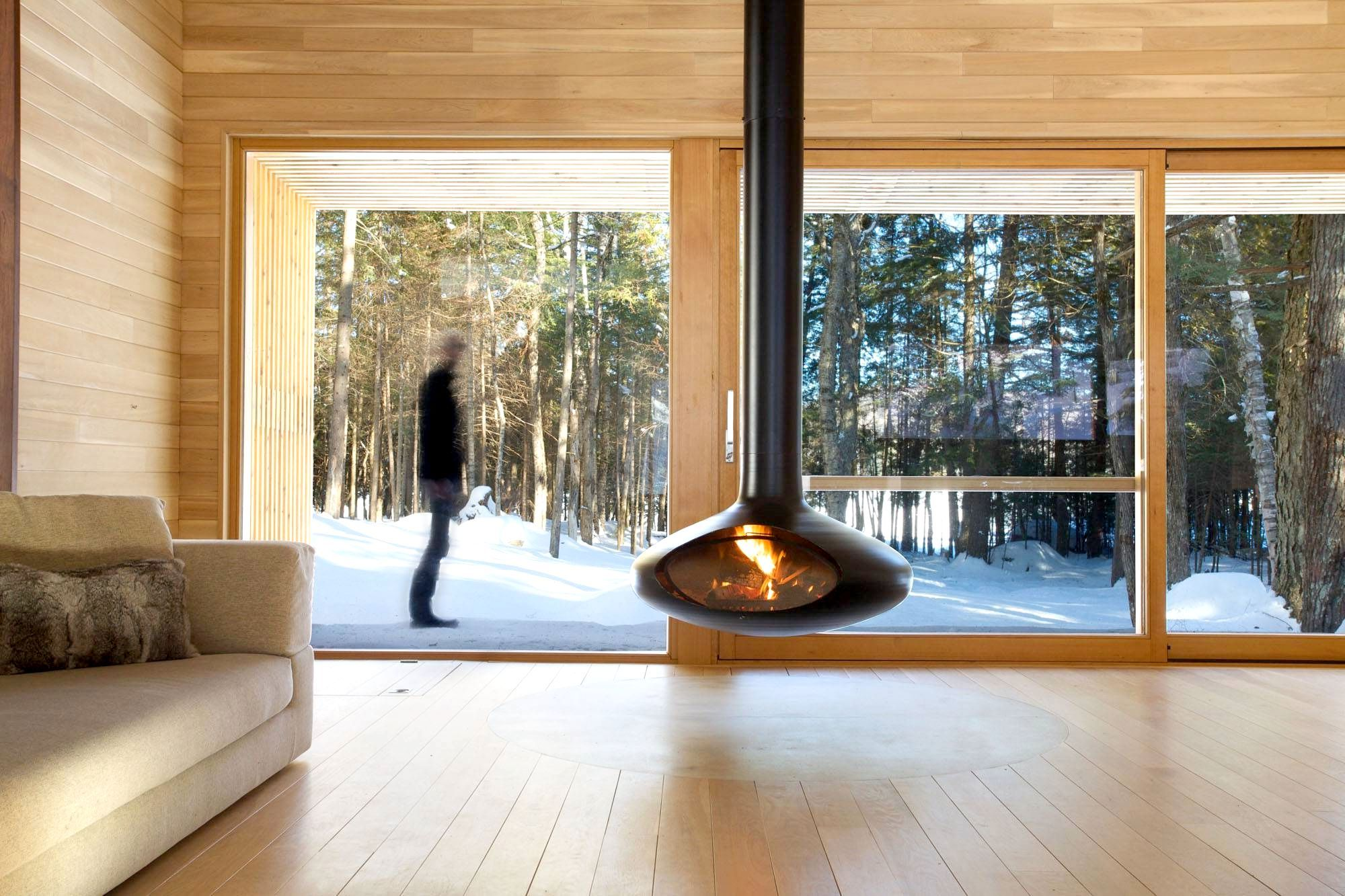 Красивые дома из оцилиндрованного бревна интерьеры
